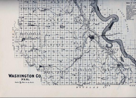 1885 map of Washington County 001