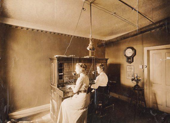 The Blair Telephone Company